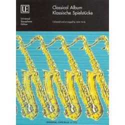 Klassische Spielstücke : für Sopran-, Alt- oder Tenorsaxophon und Klavier Partitur und 2 Stimmen