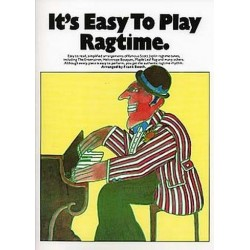 Watters, Cyril: It's easy to play Ragtime : for piano