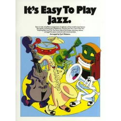 Watters, Cyril: It's easy to play Jazz : for piano