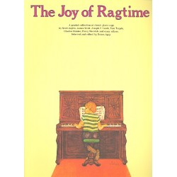 The Joy of Ragtime : a graded collection of classic piano rags