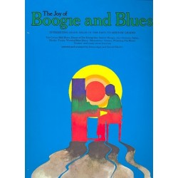 The Joy of Boogie and Blues vol.1 interesting piano solos in the easy-to-medium grades