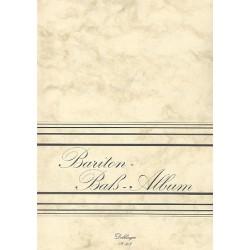 Bariton-Bass-Album : 17 Arien, Lieder und Monologe