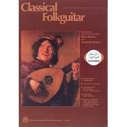 Classical Folkguitar (+CD)