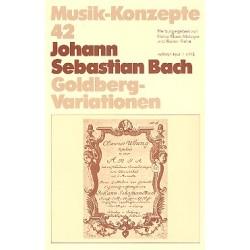 Johann Sebastian Bach : Goldberg-Variationen