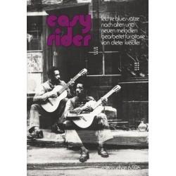 Easy Rider: leichte Bluessätze für Gitarre