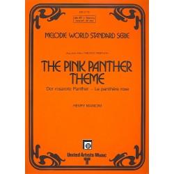 Mancini, Henry: The Pink Panther Theme: Einzelausgabe mit B-Stimme