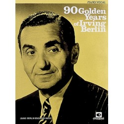 Berlin, Irving: Ninety golden Years of Irving Berlin vol.1 : Songbook