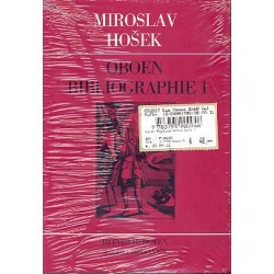 Hosek, Miroslav: Oboen-Bibliographie Band 1