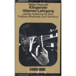 Teuchert, Heinz: Klingender Gitarren-Lehrgang : MC