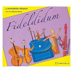 Bluhm, Sven-Michael: Fideldidum : 5 CD's