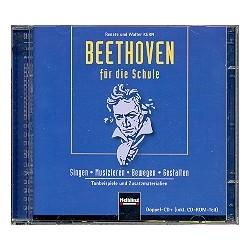 Beethoven für die Schule : 2 CD's Tonbeispiele und Zusatzmaterialien