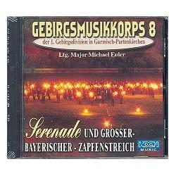 Serenade und Großer Zapfenstreich : CD