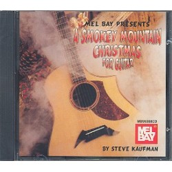 A smokey Mountain Christmas : CD