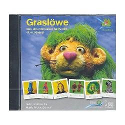 Schmoll, Michael: Graslöwe CD