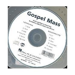 Ray, Robert: Gospel Mass : CD (Playback und komplett)