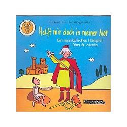 Horn, Reinhard: Helft mir doch in meiner Not : Hörspiel-CD
