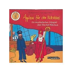 Horn, Reinhard: Applaus für den Nikolaus : CD (Hörspiel)