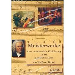 Bickel, Wolfhard: Meisterwerke CD-ROM
