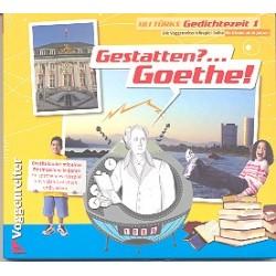 Türk, Ulrich: Gestatten Goethe : Hörspiel-CD