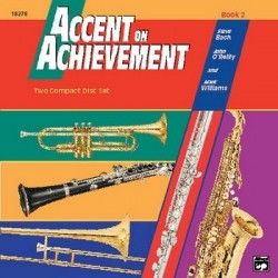 Accent on Achievement vol.2 : 2 CD's