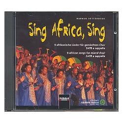 Sing Africa Sing : CD + CD-ROM