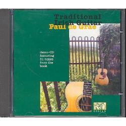 Grae, Paul de: Traditional Irish Guitar : Demonstration CD