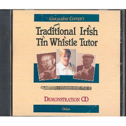 Cotter, Geraldine: Traditional Irish Tin Whistle Tutor : Demonstration CD