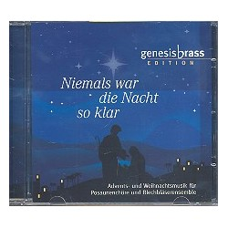 Niemals war die Nacht so klar Band 1 : CD