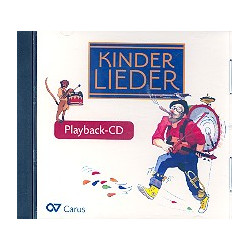 Kinderlieder : Playback-CD