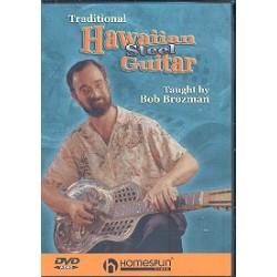 Brozman, Bob: Traditional Hawaiian Steel Guitar : DVD