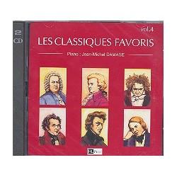 Les classiques favoris du Piano vol.4 2 CD's