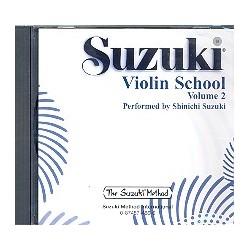 Suzuki, Shinichi: Suzuki Violin School vol.2: CD Shinichi Suzuki, performer