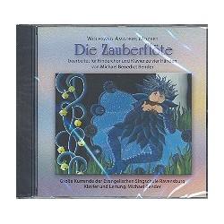 Mozart, Wolfgang Amadeus: Die Zauberflöte für Kinderchor : CD