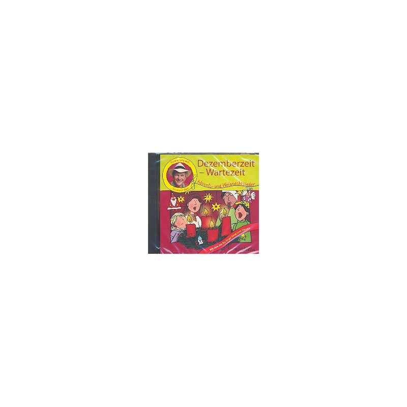 Horn, Reinhard: Dezemberzeit - Wartezeit : CD inkl.Hosentaschen ...