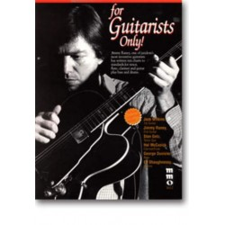 For Guitarists only (+CD) : for 2 guitars, tenor saxophone, clarinet, bass and drums part of first guitar