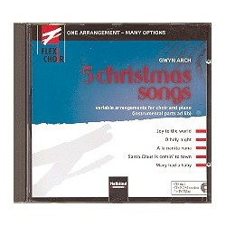 Flexi Choir - 5 Christmas Songs : CD
