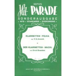 Seith's Hit-Parade: Sonderausgabe Klarinetten-Polka Klarinetten-Muckl: für Combo