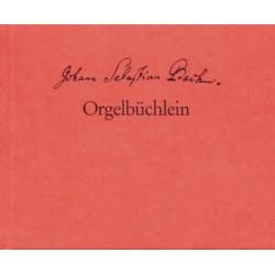 Bach, Johann Sebastian: Orgelbüchlein BWV599-644 : Faksimile des Autographs