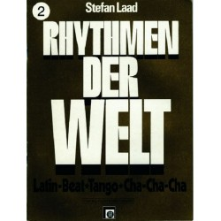 Rhythmen der Welt Band 2 : Latin-Beat, Tango, Cha-cha-cha for all electronic organs