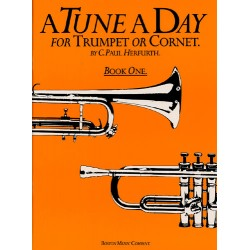 Herfurth, C. Paul: A tune a day vol.1: for trumpet (cornet)