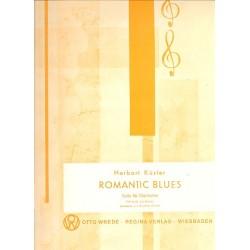 Küster, Herbert: Romantic Blues : für Klarinette und Klavier