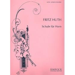 Huth, Fritz: Schule für Horn