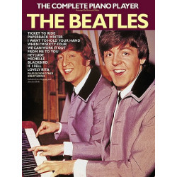 The Complete Piano Player : Beatles