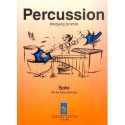 Schmitz Wolfgang: Solo f├╝r die Grundschule : f├╝r Percussion