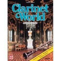 Clarinet World Band 1 : Ber├╝hmte Themen f├╝r 1-2 Klarinetten