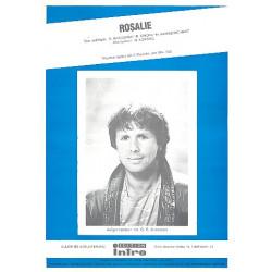 Grabowski, Gerd: Rosalie: Einzelausgabe Gesang und Klavier