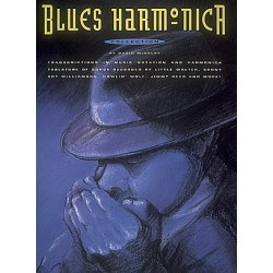 Blues Harmonica Collection : transcriptions in music notation