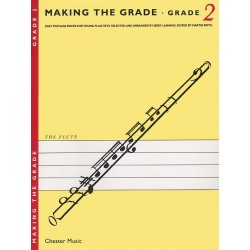 Making the Grade 2 : for flute easy popular pieces for young flautists, flute and piano