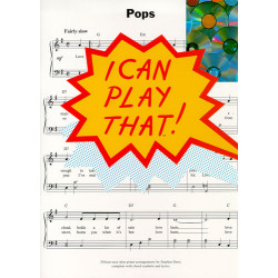 I can play that : Pops easy-play piano arrangements