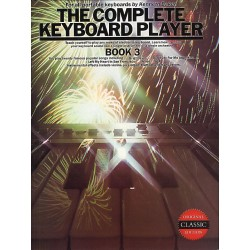 Baker, Kenneth: The complete Keyboard Player : The Course vol.3